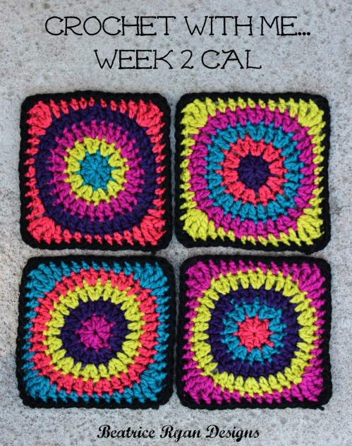 Crochet with Me week 2 Impeccable