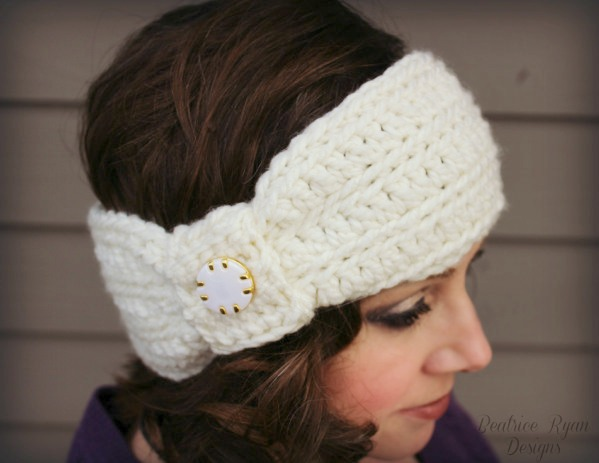 Wintertide-Headband-Free Pattern