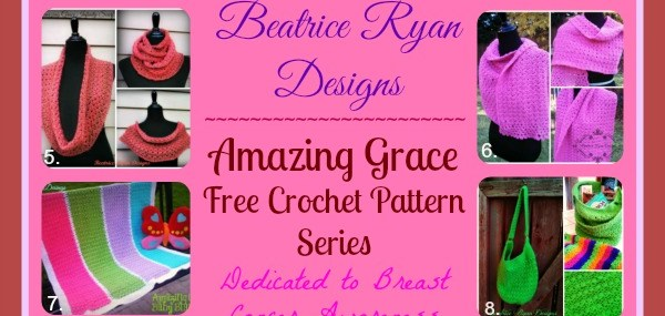 Amazing Grace Free Crochet Pattern Series Round~Up!