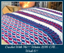 Crochet with Me!! Week 6 2016
