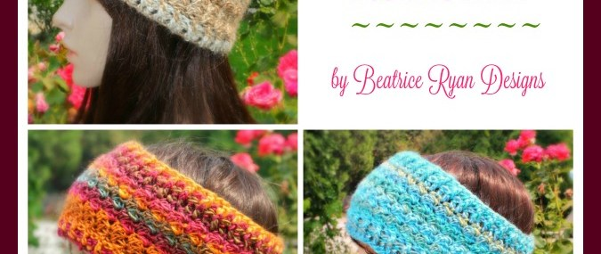 Winter Walk Headband… Free Crochet Pattern!!