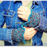 Steel Ridge Wristlet's… New Free Crochet Pattern!!