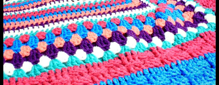 Crochet with Me!! Winter 2017 CAL… Week 4!!