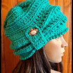 Wintertide Beanie… Free Crochet Pattern!!