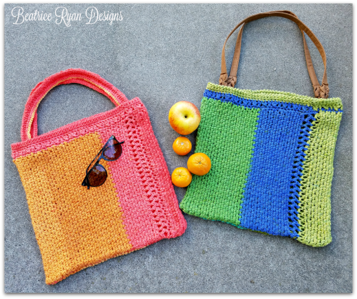 The Best Free Crochet Tote Patterns for 2018! Get Ready for