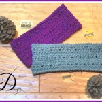 Soft & Chic Headband… Free Crochet Pattern!!