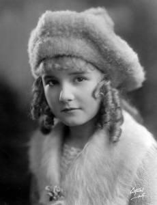Lucille Ricksen - younger