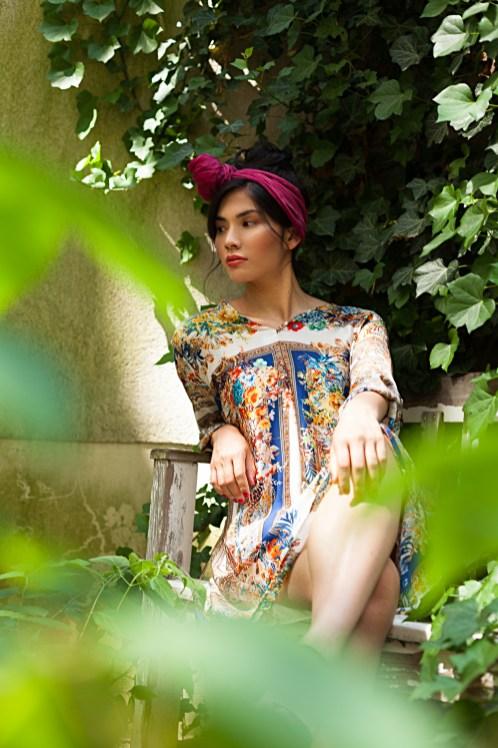 © Beatriz Lanchas, Make Up: Cigdem Jawhar, Model: Ella