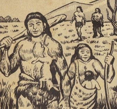 Resultado de imagen de paleolítico lucha y huida