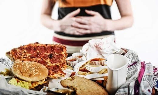 Resultado de imagen de atracones a comer