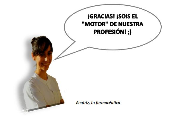 """""""Día del Farmapaciente"""" ;)"""