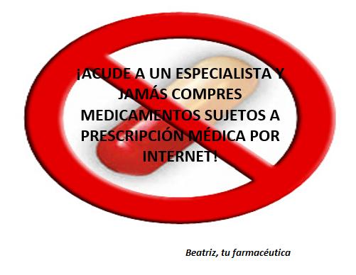 ¡Por favor, respeto a los medicamentos y sus usos!