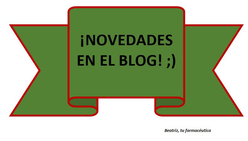 Novedades en el Blog!. Sólo tenéis que hacer click en el enlace y escuchar! ;)