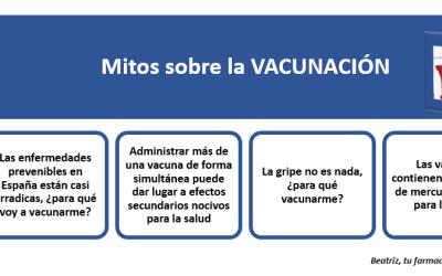 """""""Vacunar es dar vida"""""""