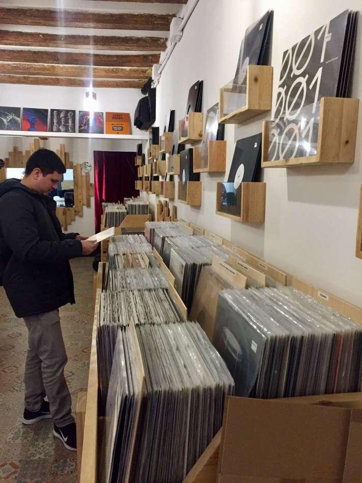 Subwax Record Store