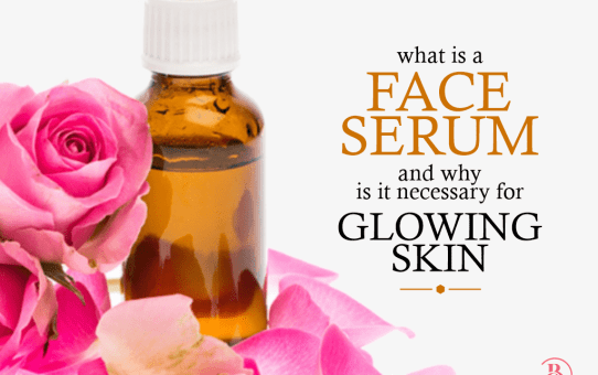 What is a face serum and why is it necessary for glowing skin?