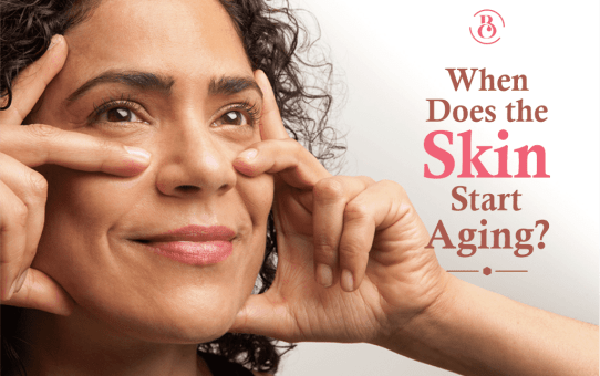 When Does The Skin Start Aging?