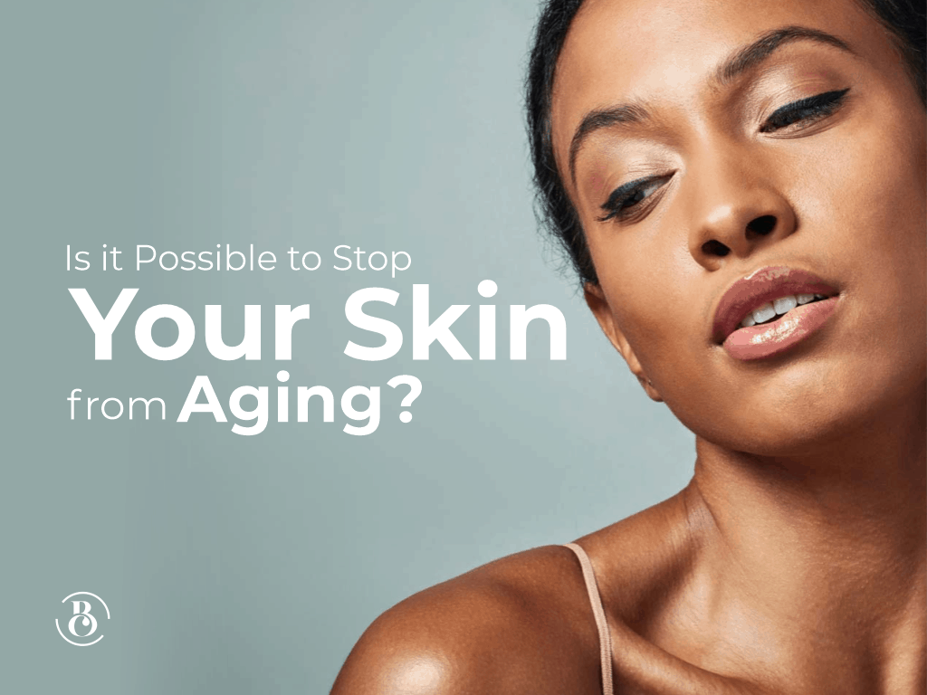 Is it Possible to Stop Your Skin from Aging?