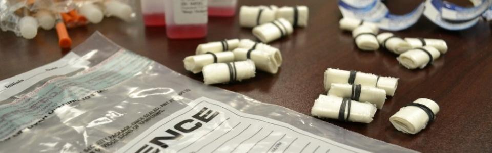 Heroin Bust