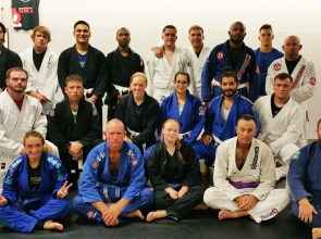 Brazilian Jiu-Jitsu Classes in Beaufort SC