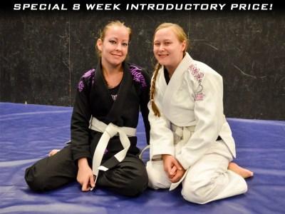 8 Week Jiu-Jitsu Class!