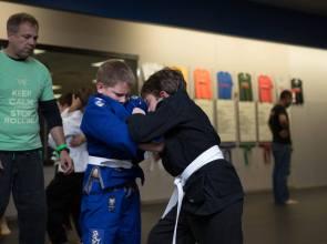 Youth Brazilian Jiu-Jitsu Classes (Kid's BJJ)