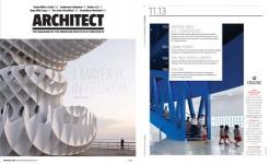 Architect Magazine November 2013 Yale-1