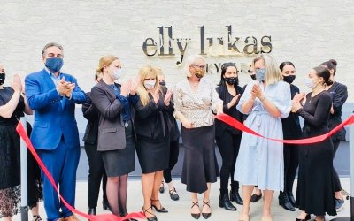 Elly Lukas Just Launched A Spectacular Rooftop Venue