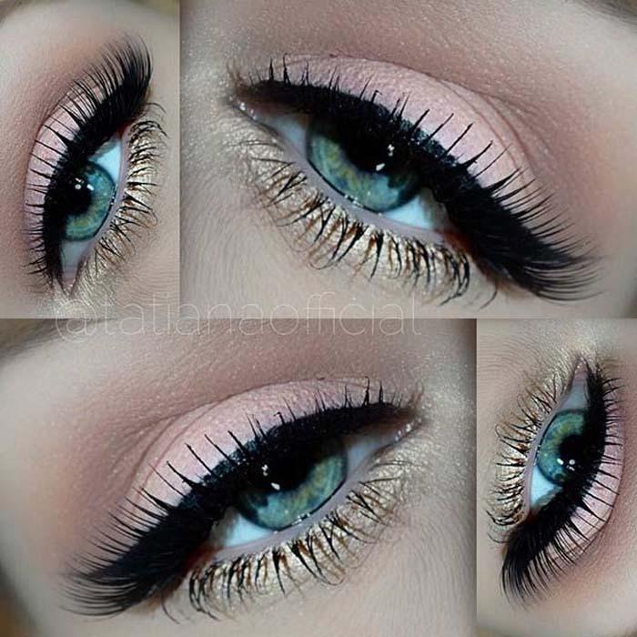 Μακιγιάζ για γαλάζια μάτια (3)