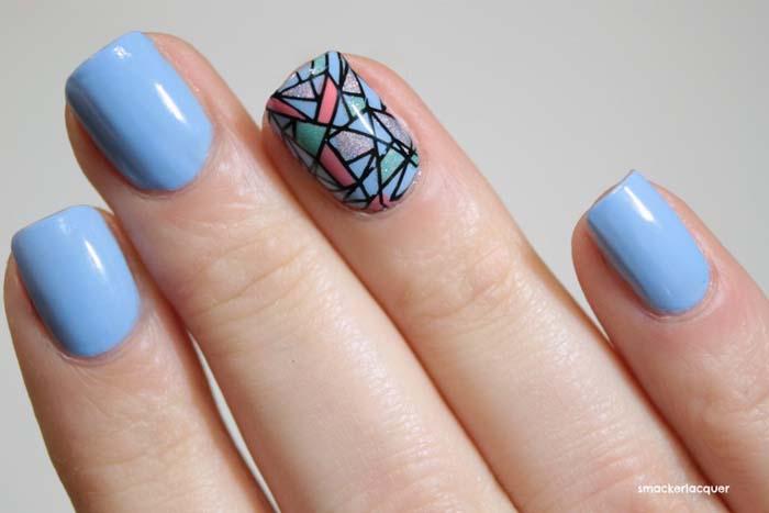 Mosaic Nail Trend (14)