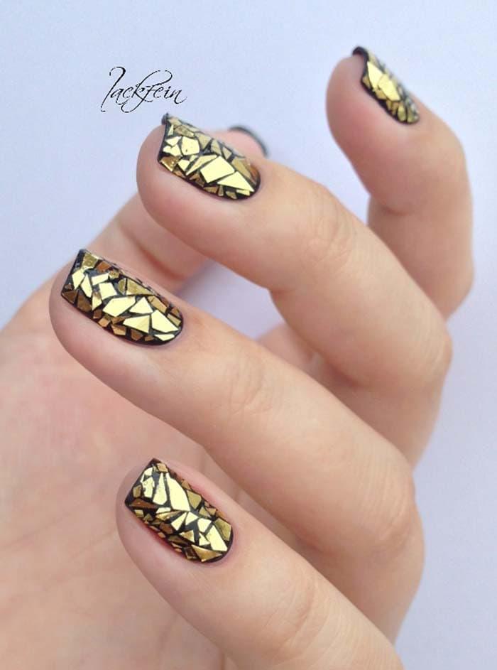 Mosaic Nail Trend (34)