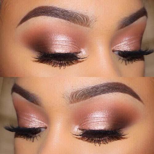 Ροζ μακιγιάζ ματιών (17)