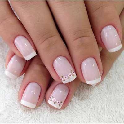 Κομψά και διακριτικά σχέδια για νύχια (13)