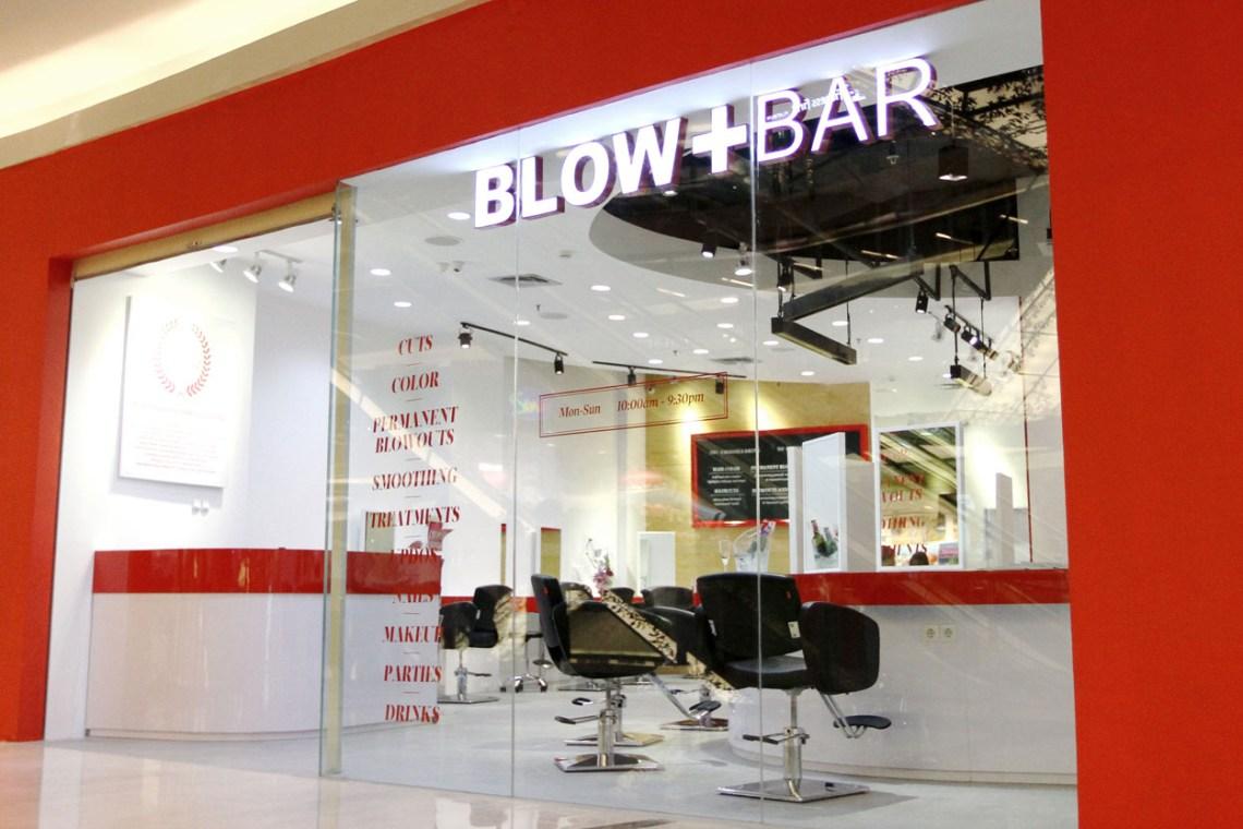 Salon Jakarta Blow + Bar