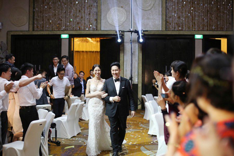 Wedding planner, Singapore