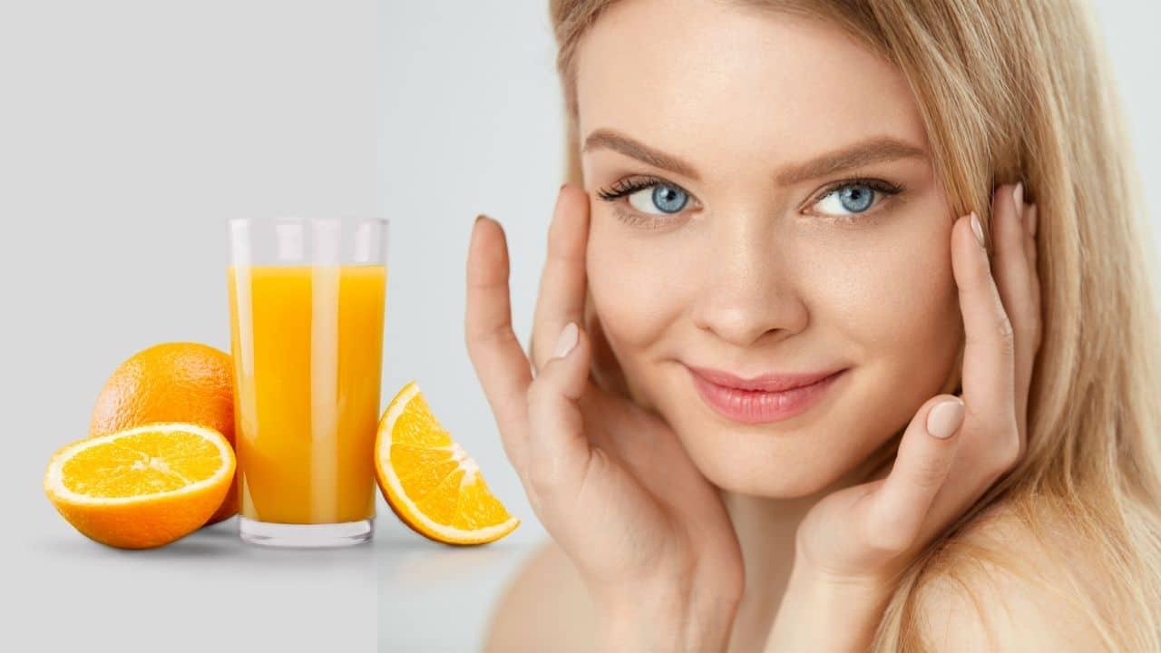Orange Juice Benefits for Health, Skin and Hair