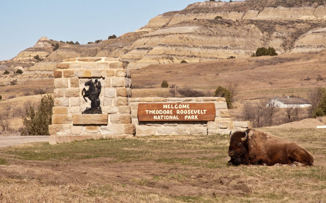 You can see why this is a popular easy rugged trip: Theodore Roosevelt National Park
