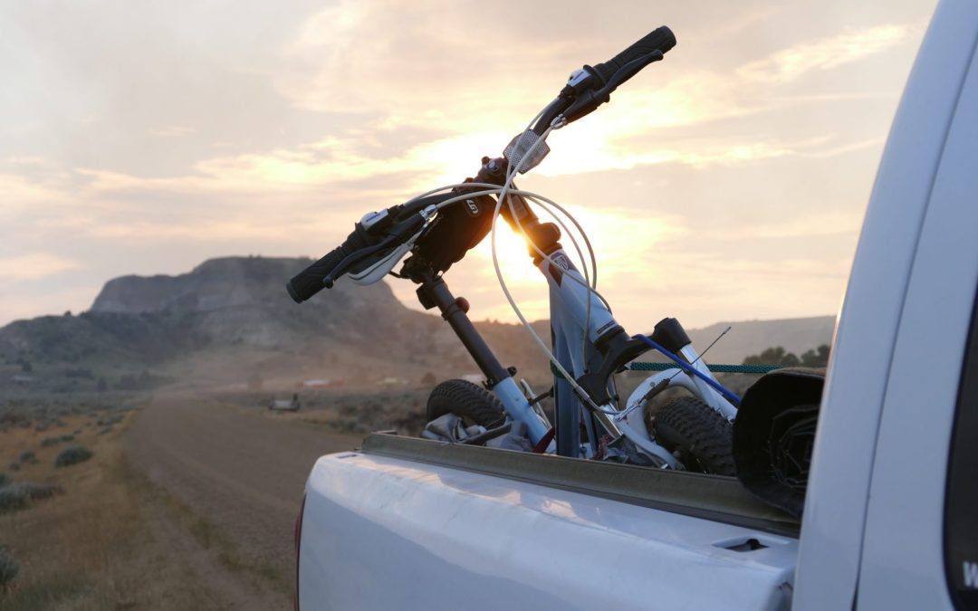 """It's Friday's """"find out"""": Do I really need a bicycle in the Badlands?"""
