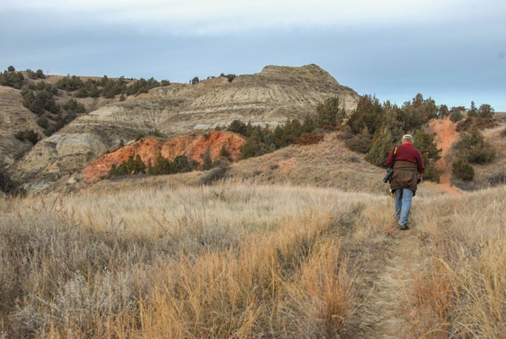 Hiking the Little Missouri State Park can be easy.