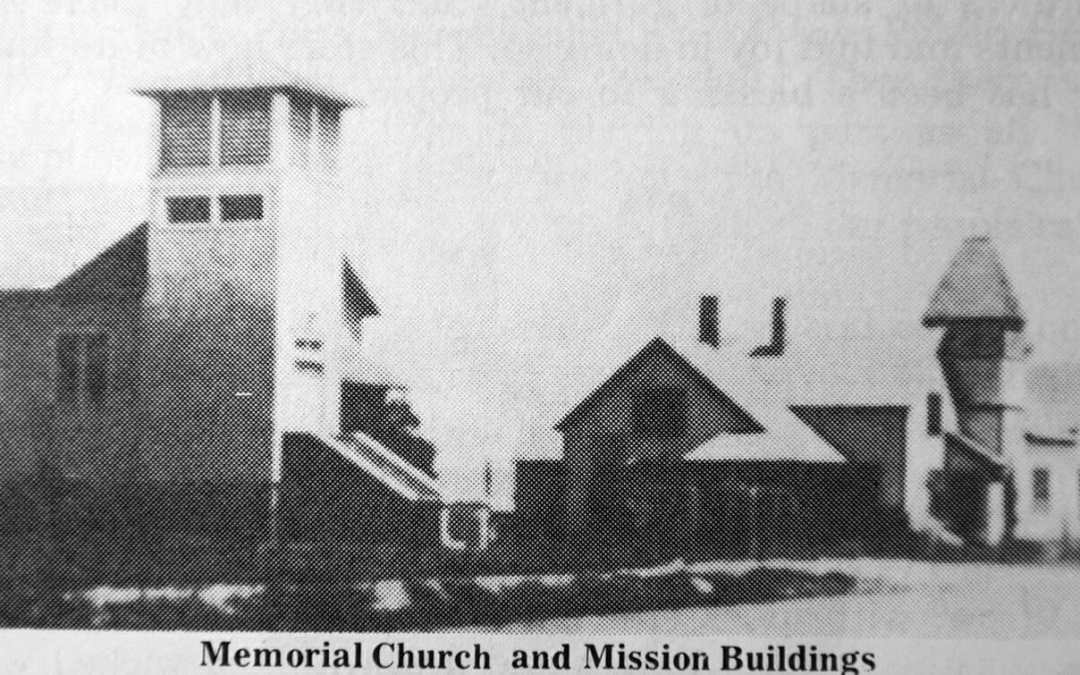 Throwback Thursday — Elbowoods landmark church moves to the prairie 1953