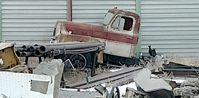 Antiques & Elders — from the Badlands Highway Writer