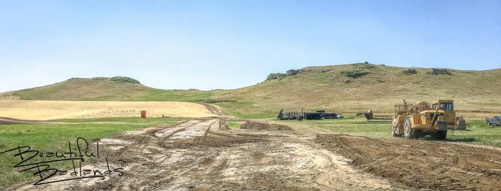 New Killdeer Rodeo Grounds