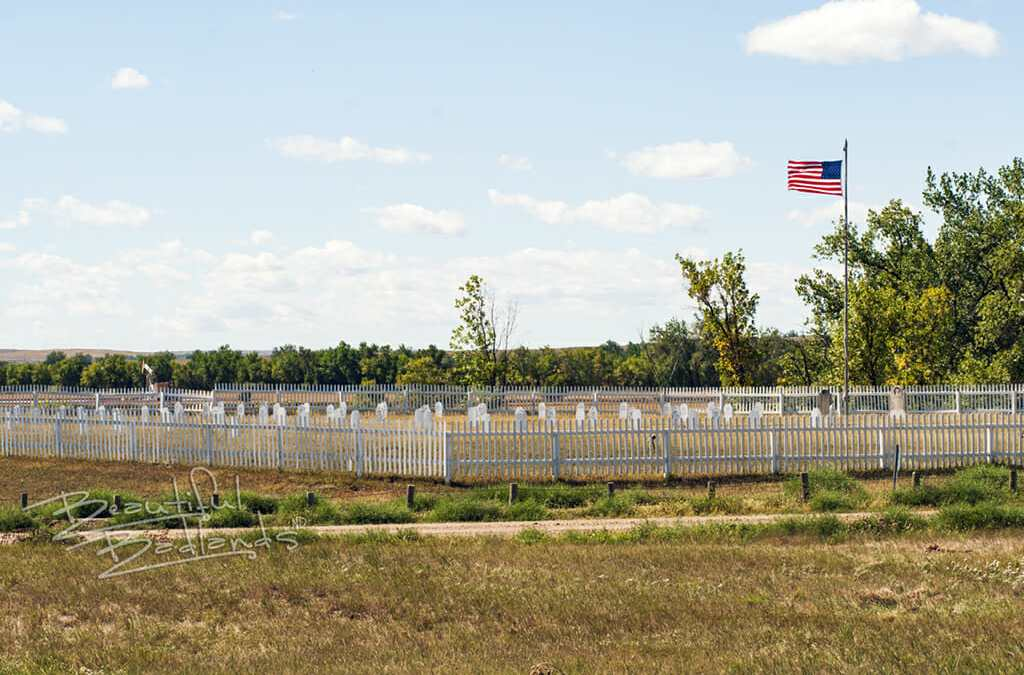 Why are there two forts just walking distance apart? A history of Fort Buford with photos