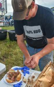 Pulled Pork Sliders from DAPL BBQ