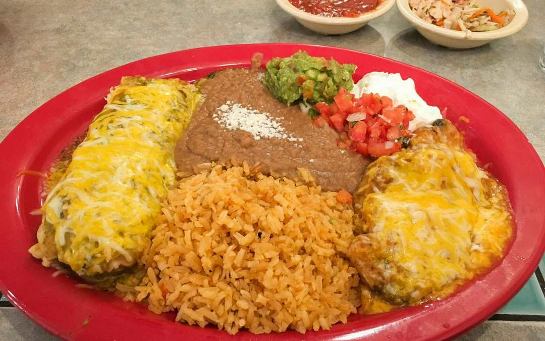 Is Los Compadres the Best Mexican Restaurant in the State?  Tasty Tuesday