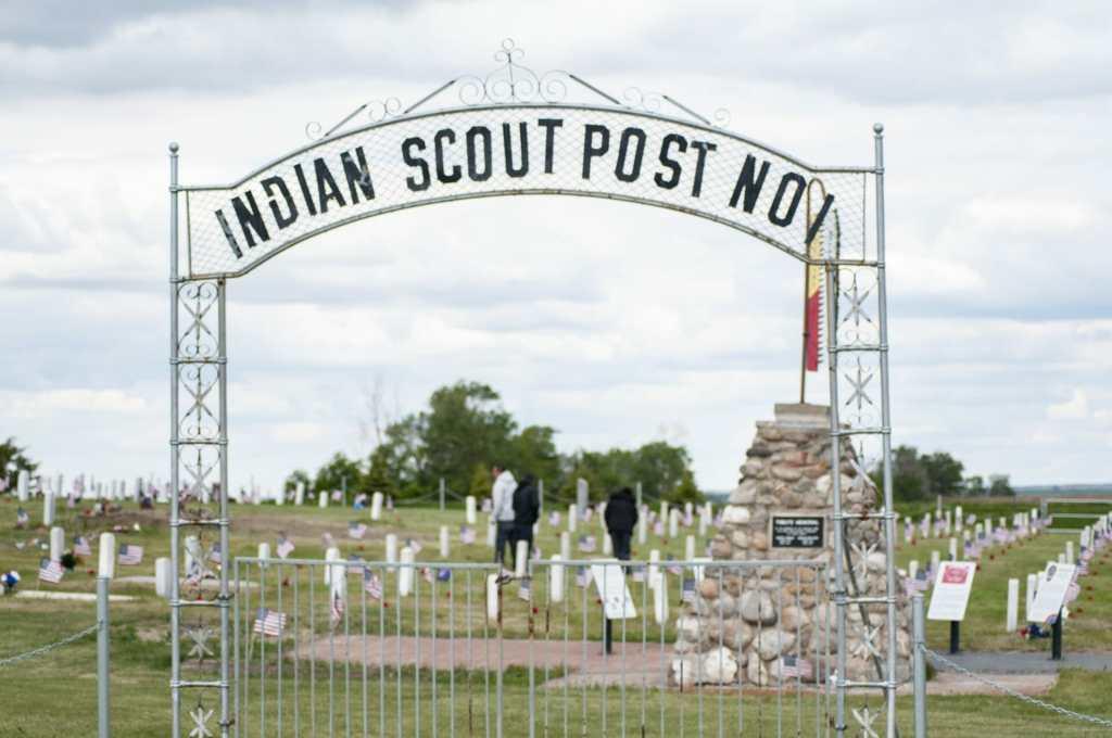 veteran cemetery