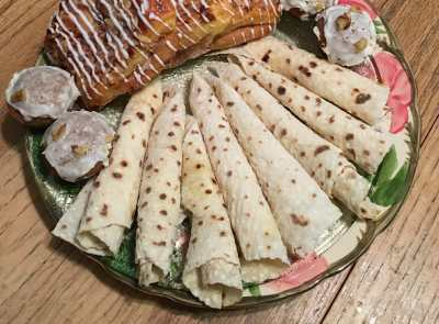 Lefse! A Quintessential Scandinavian Treat!