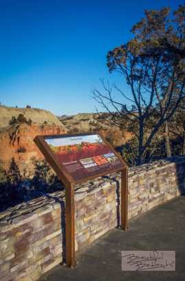 Scoria Point Overlook, Theodore Roosevelt National Park