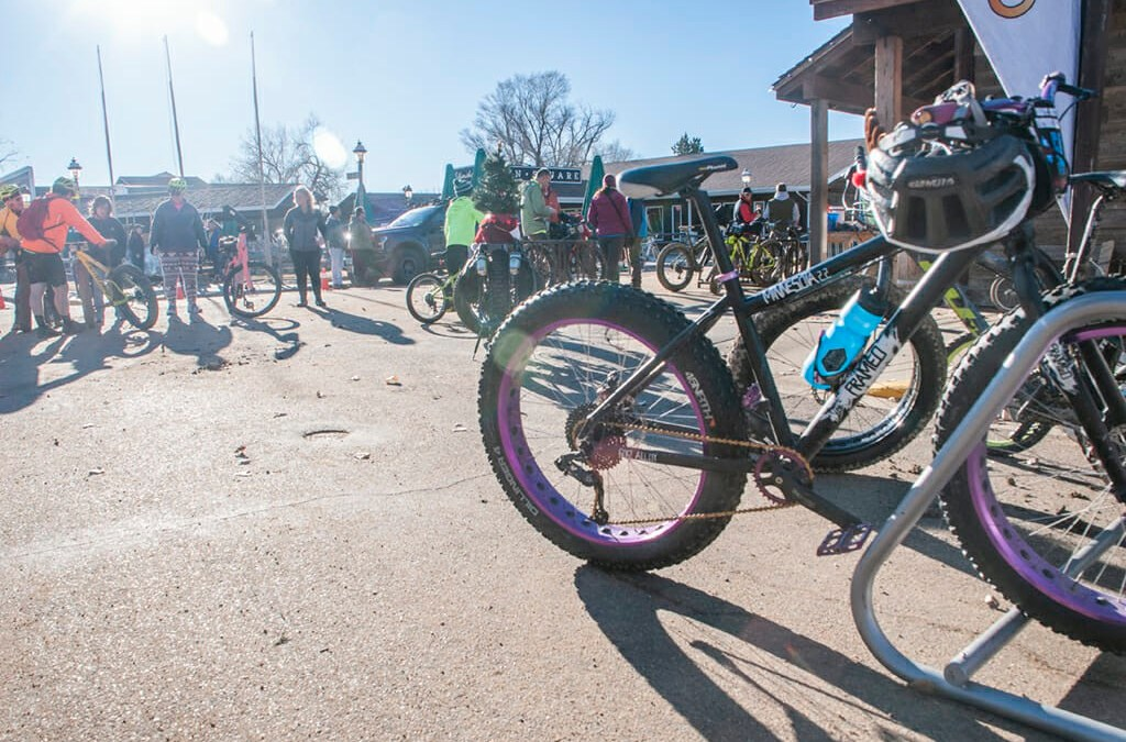 Tough? Strong? Crazy? This Badlands fatbike race is for you.