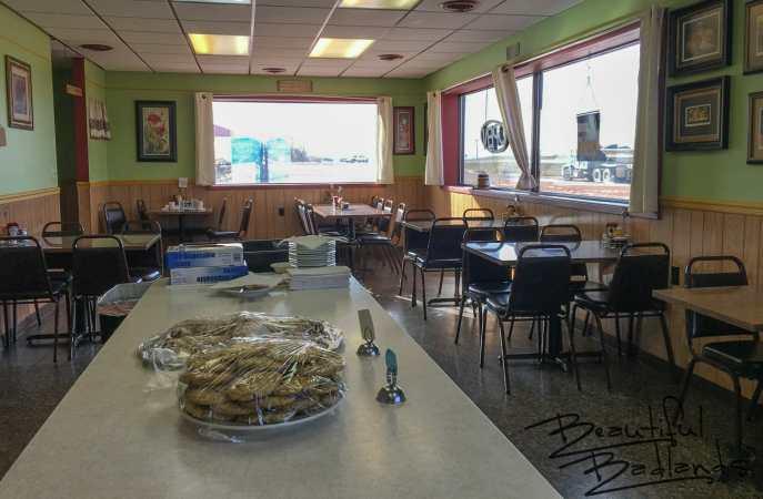 Four Corners Cafe in Fairfield, North Dakota
